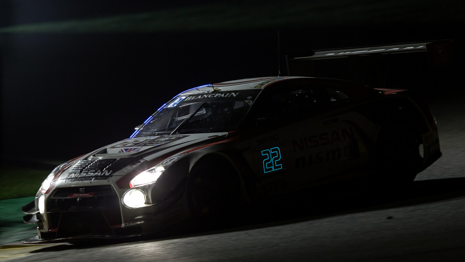 Walkinshaw 'Very Happy' to Post Hard-Earned Total 24 Hours of SPA Finish with Nissan GT Academy