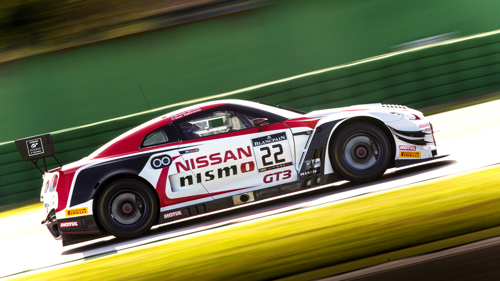 Nismo Athlete Walkinshaw Relishing Monza Challenge as Blancpain Endurance Cup Season Begins