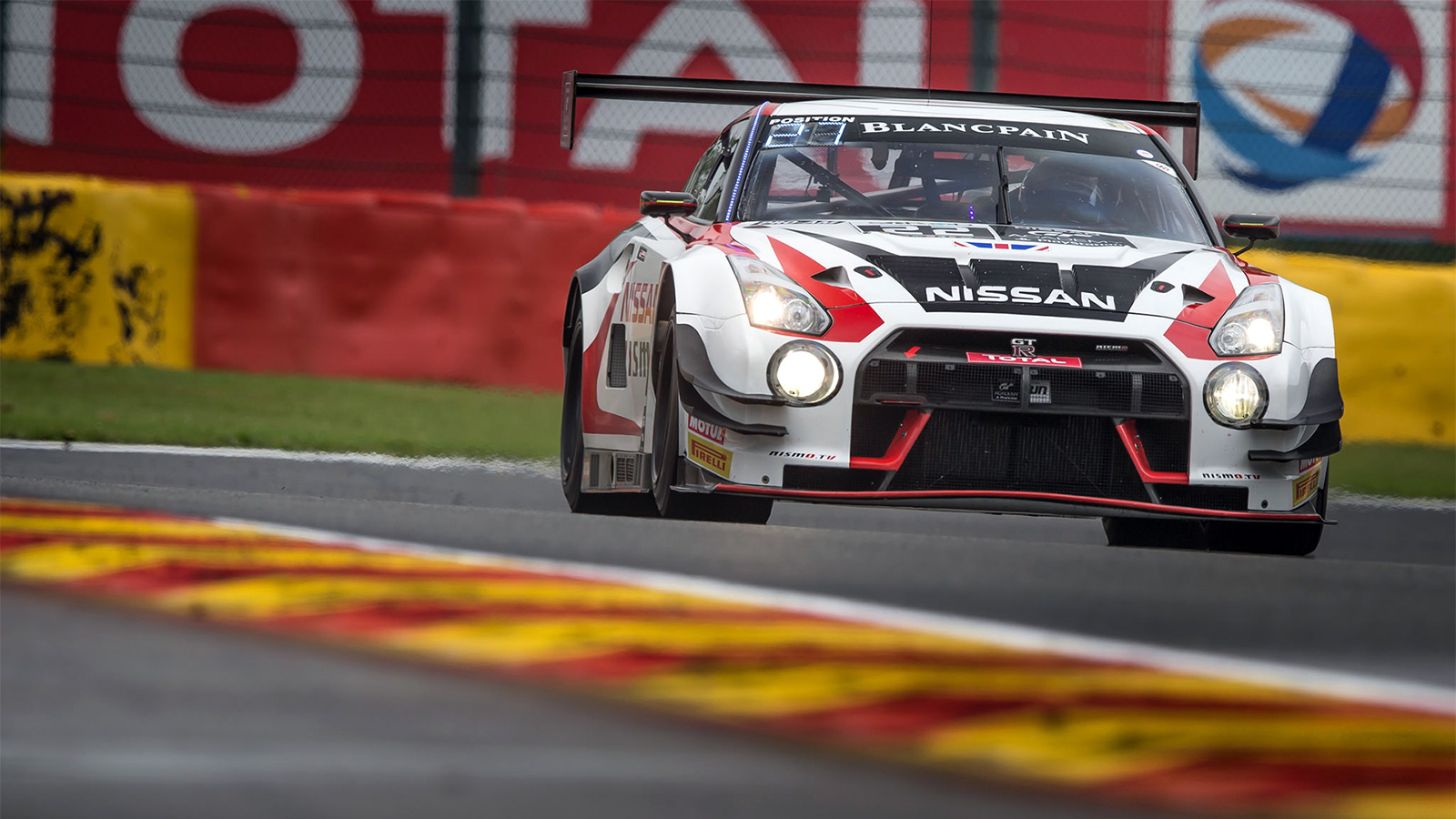 Walkinshaw Looking for Positive End to Blancpain Endurance Cup Campaign