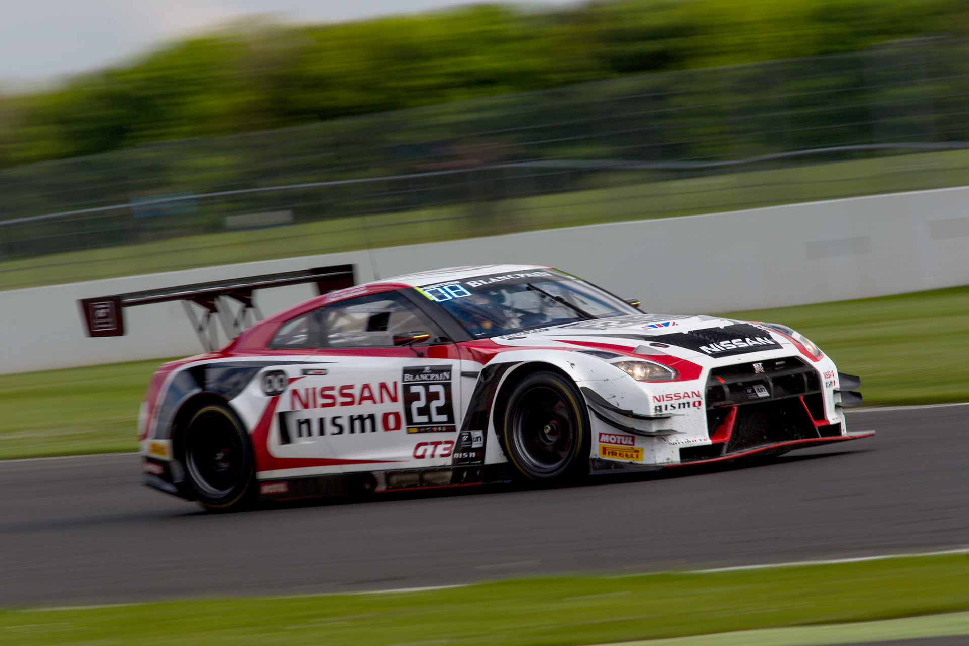 Six hours is double the usual length of a Blancpain Endurance Cup race.