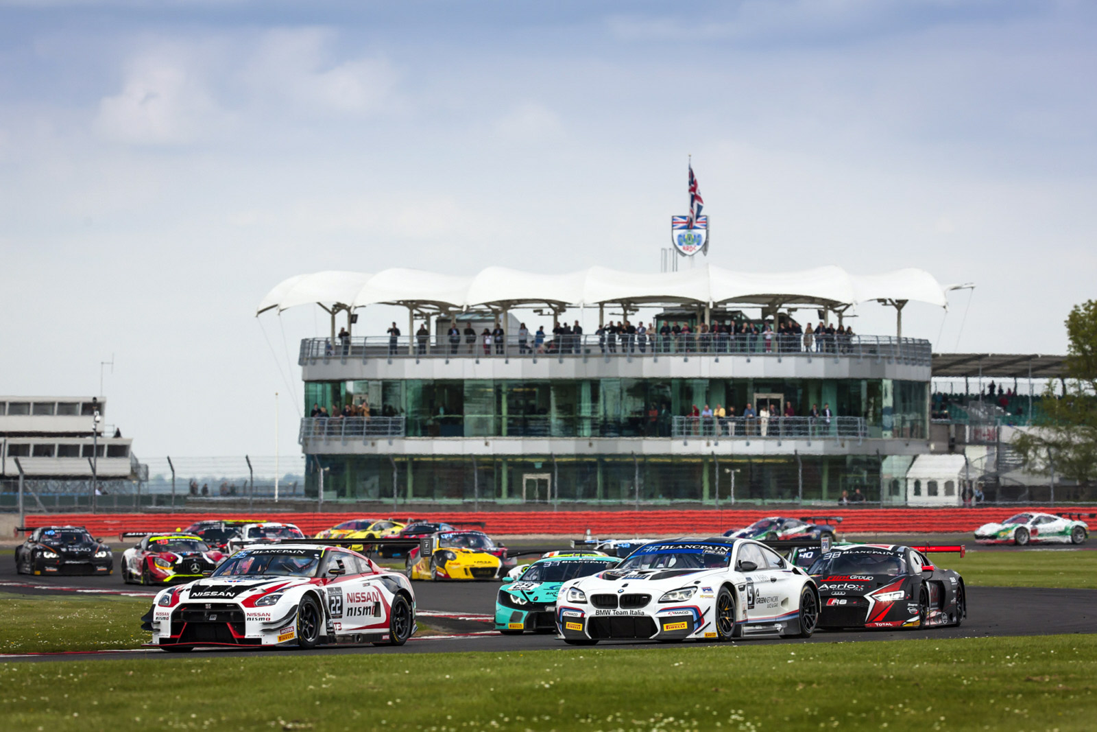 Silverstone performance shows the squad is on the right track.