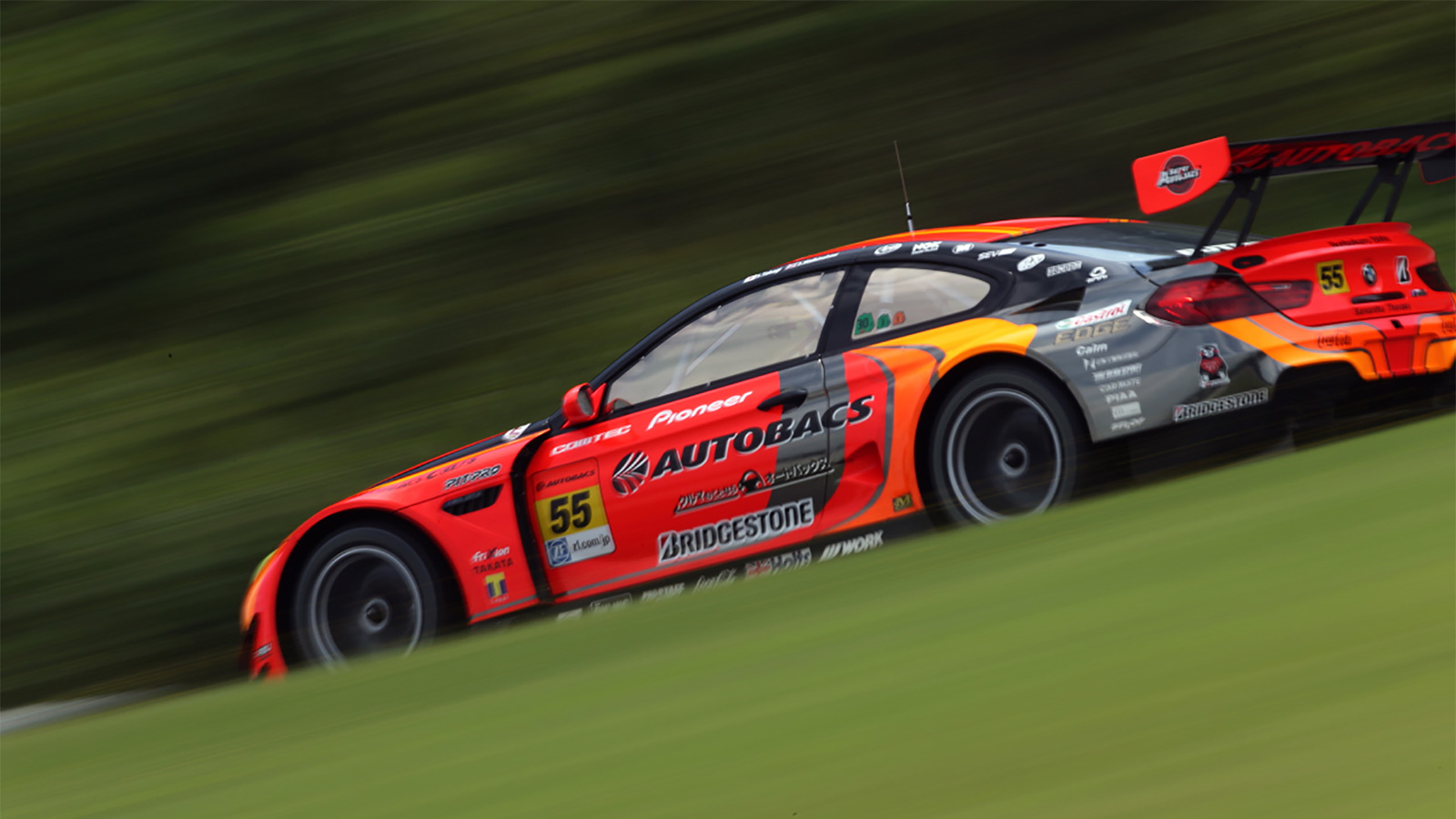 ARTA BMW drivers Walkinshaw and Takagi frustrated at Sugo.