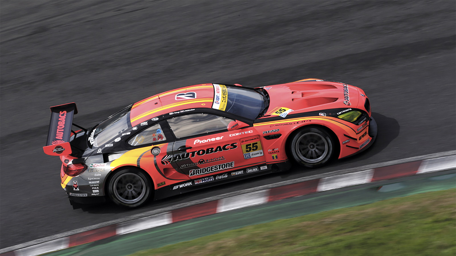 Huge Frustration for Super GT Racers Walkinshaw and Takagi as Contact Leads to Early Retirement from Suzuka 1000km