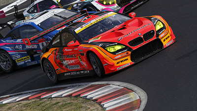 Top Six Finish Gets Walkinshaw's Super GT Season Underway at Okayama: Read More