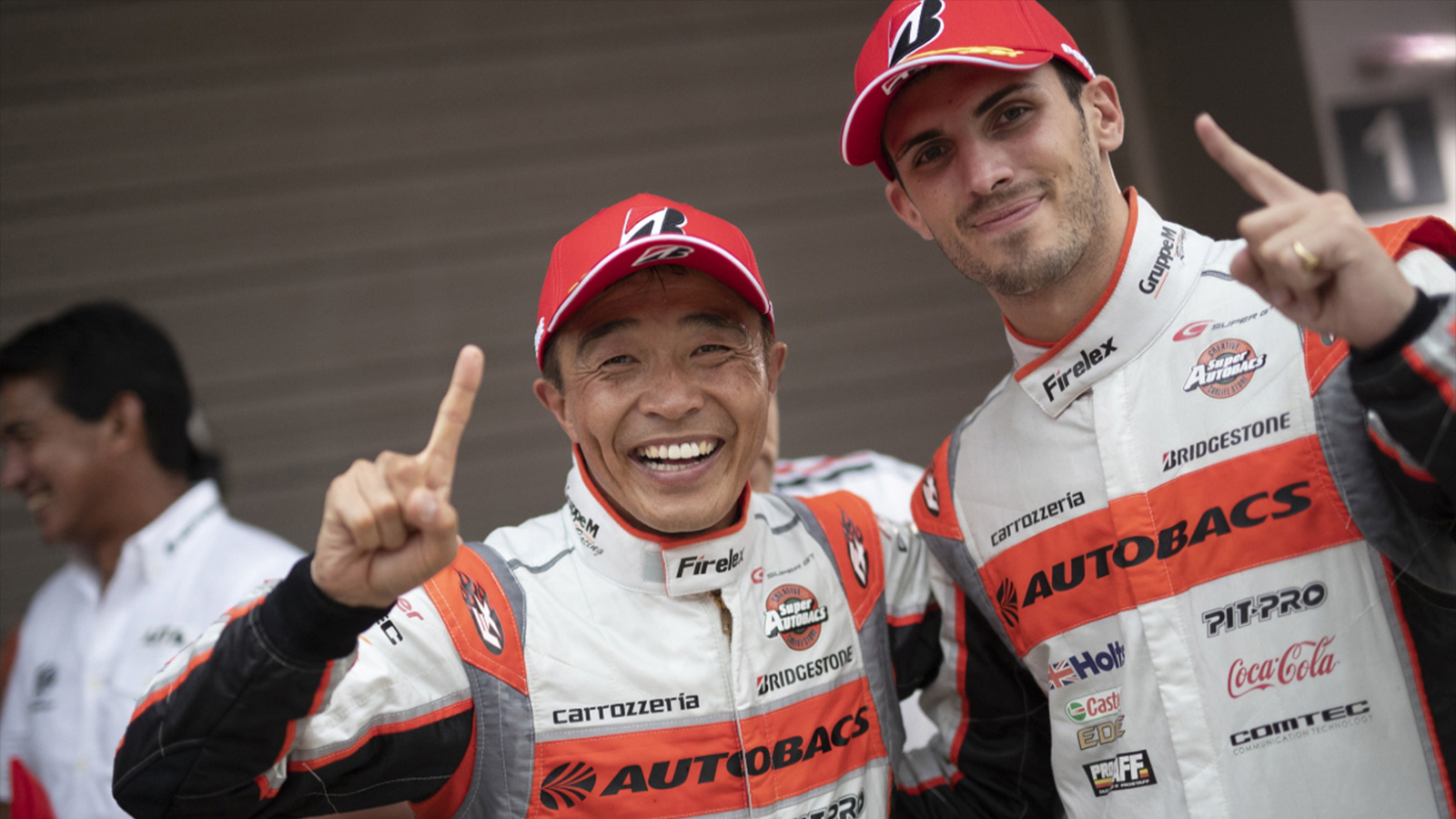 Autobacs Racing Team Aguri drivers take six point lead into Sugo.