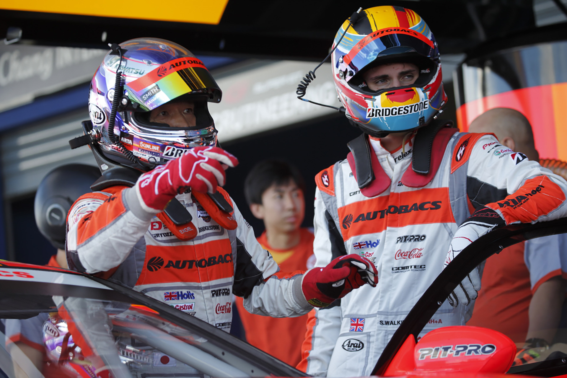 Race winner determined to get GT300 title bid off to strong start