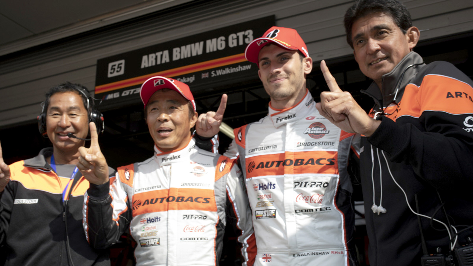 Championship Leader Walkinshaw Looking to Consolidate GT300 Bid at Suzuka in Super GT