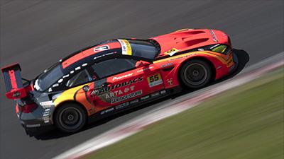 Walkinshaw and Takagi Retain GT300 Points Lead: Read More