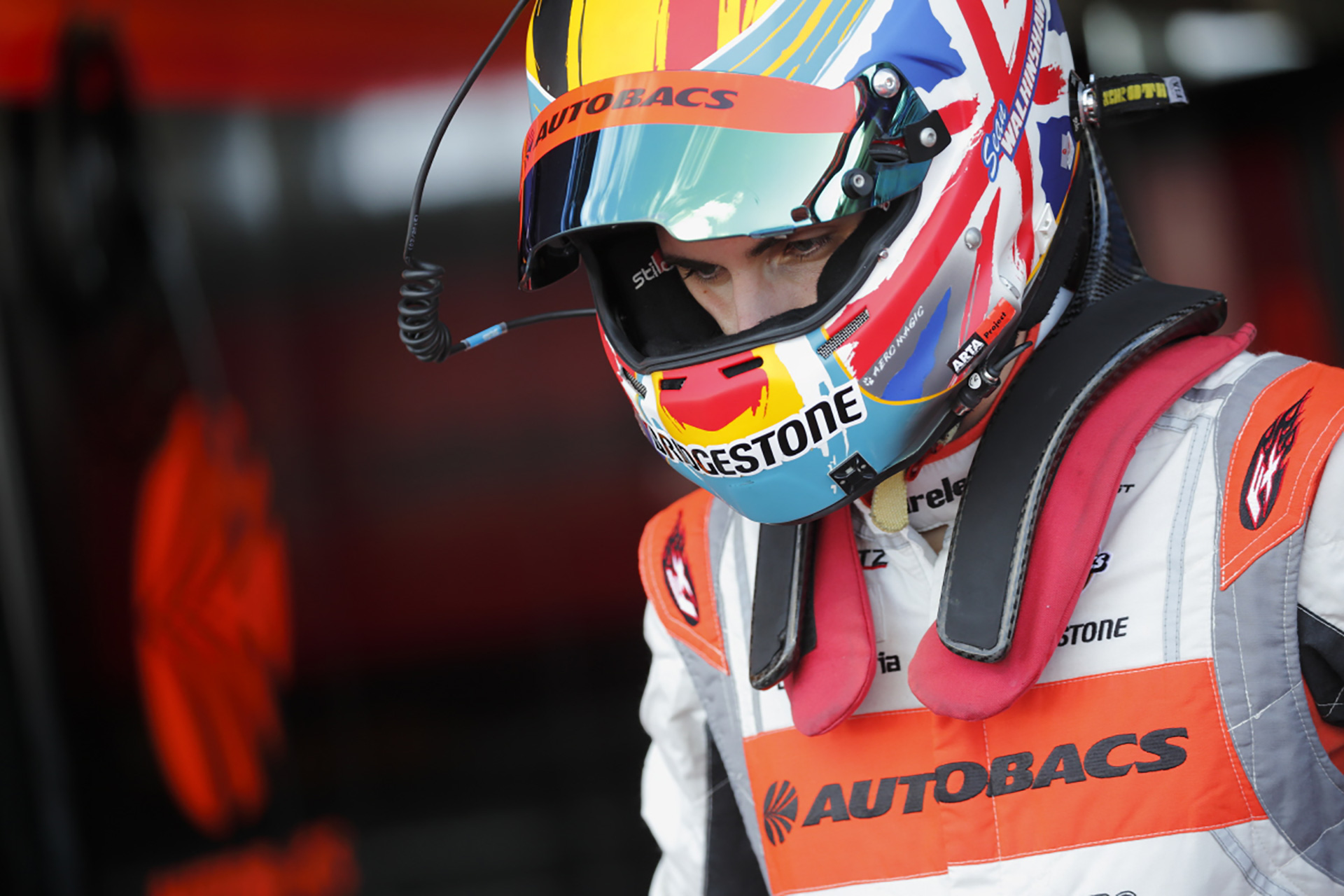 Super GT racer Sean Walkinshaw back for more in 2018.