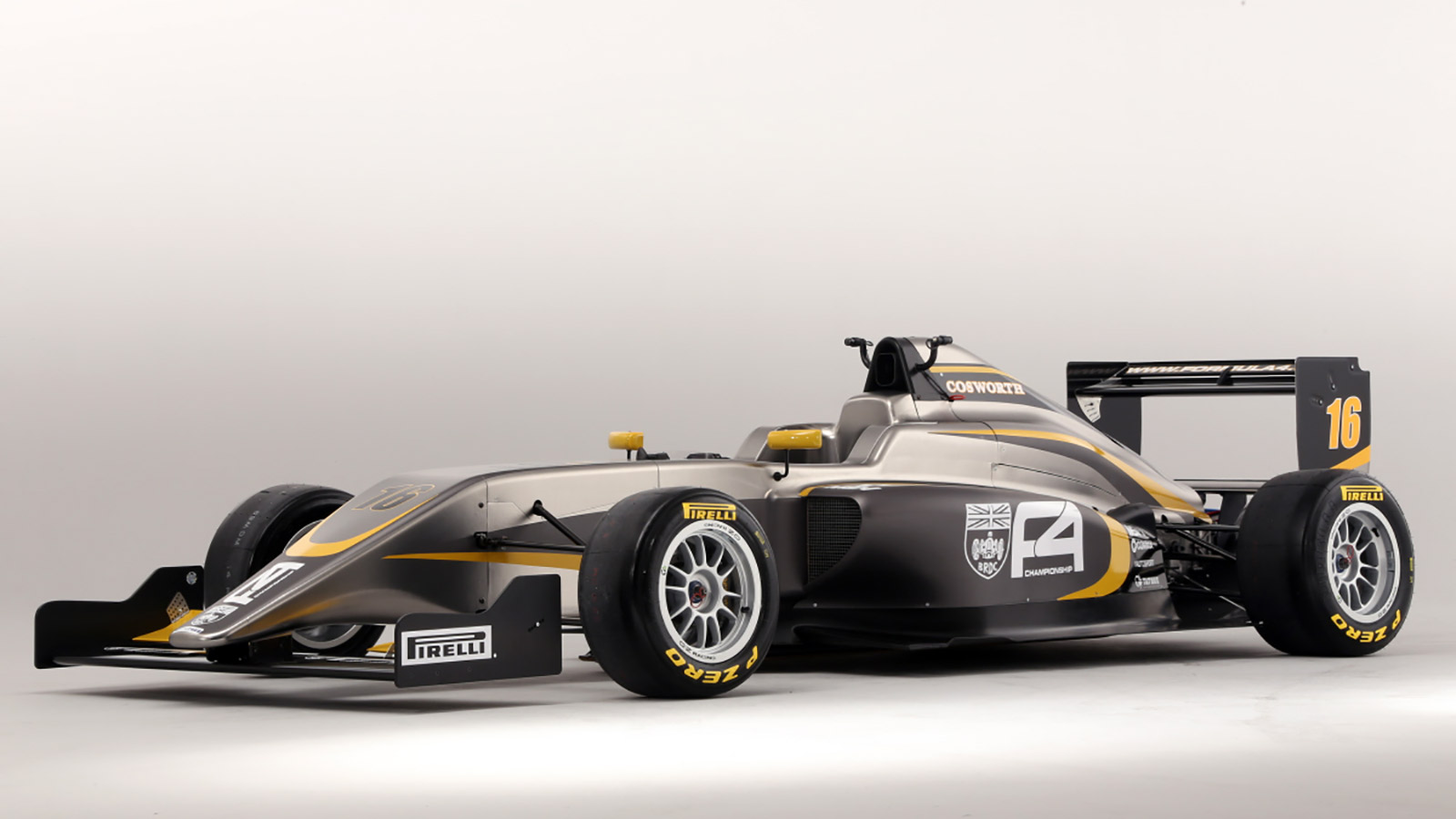 The replacement for the existing chassis is based on the official FIA blueprint for F4 categories across the globe.