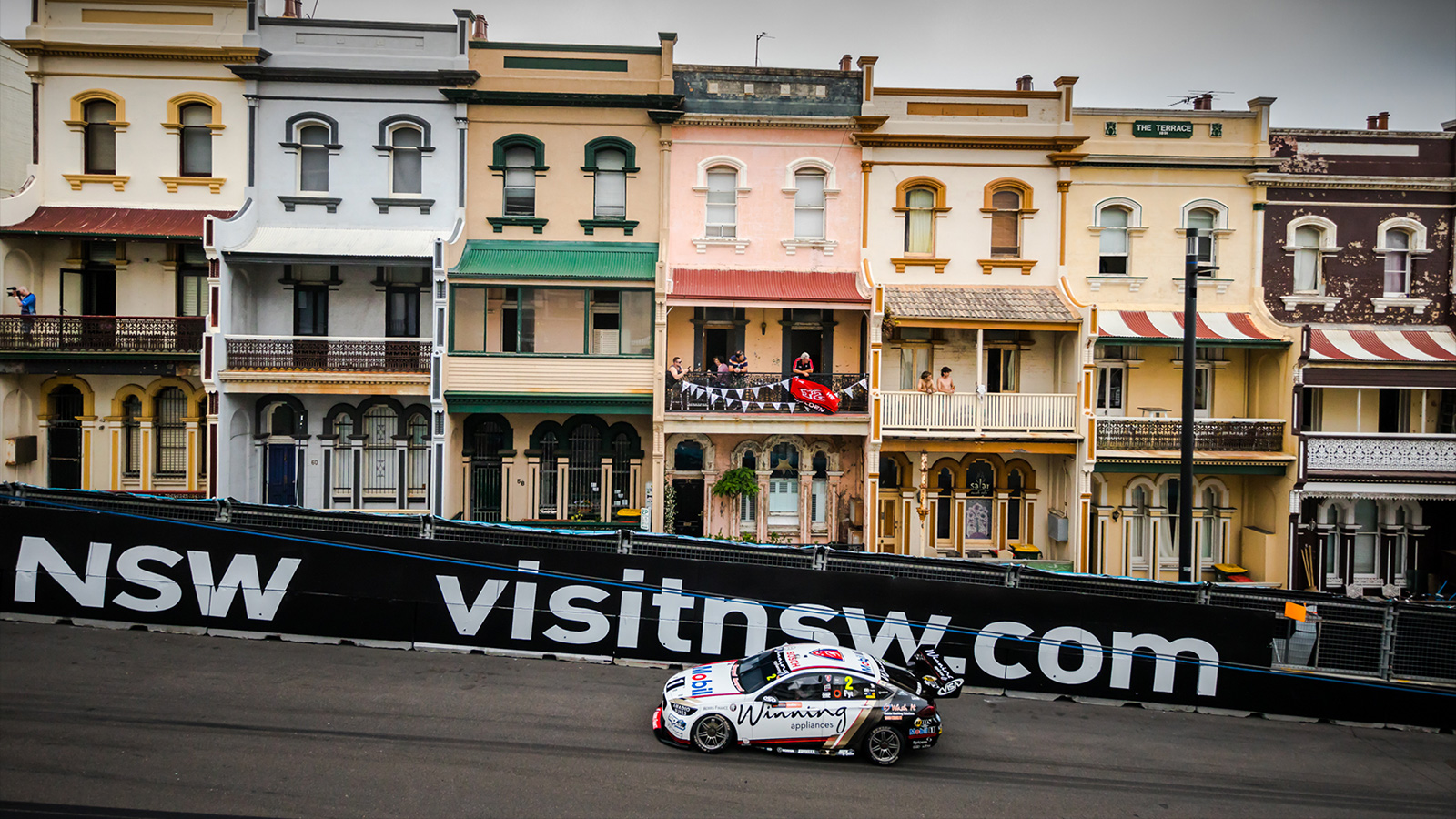 Saturday Debrief: Newcastle 500