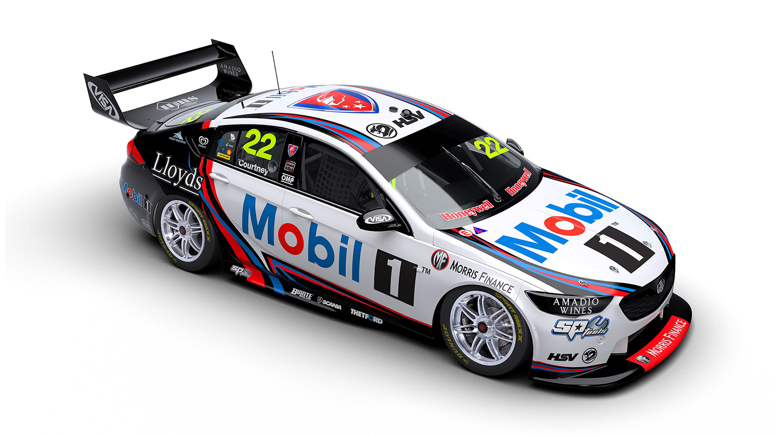 Mobil 1™ Racing Set for Auckland