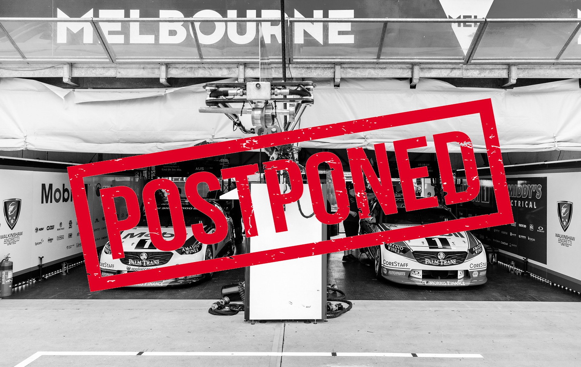 The decision that has been made to cancel the 2020 Australian Grand Prix.