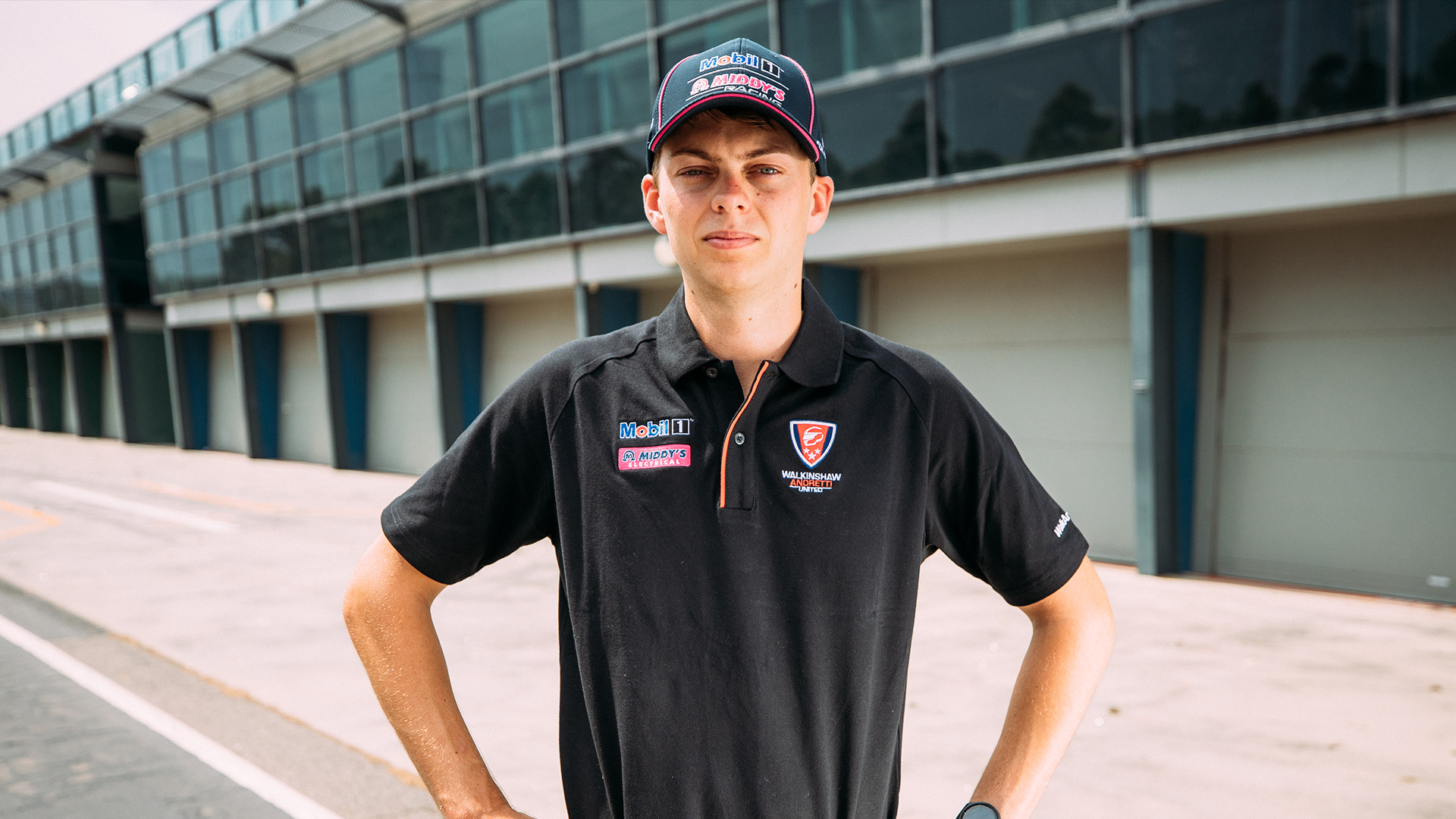 Bryce Fullwood joins WAU for 2020 Virgin Australia Supercars Championship.