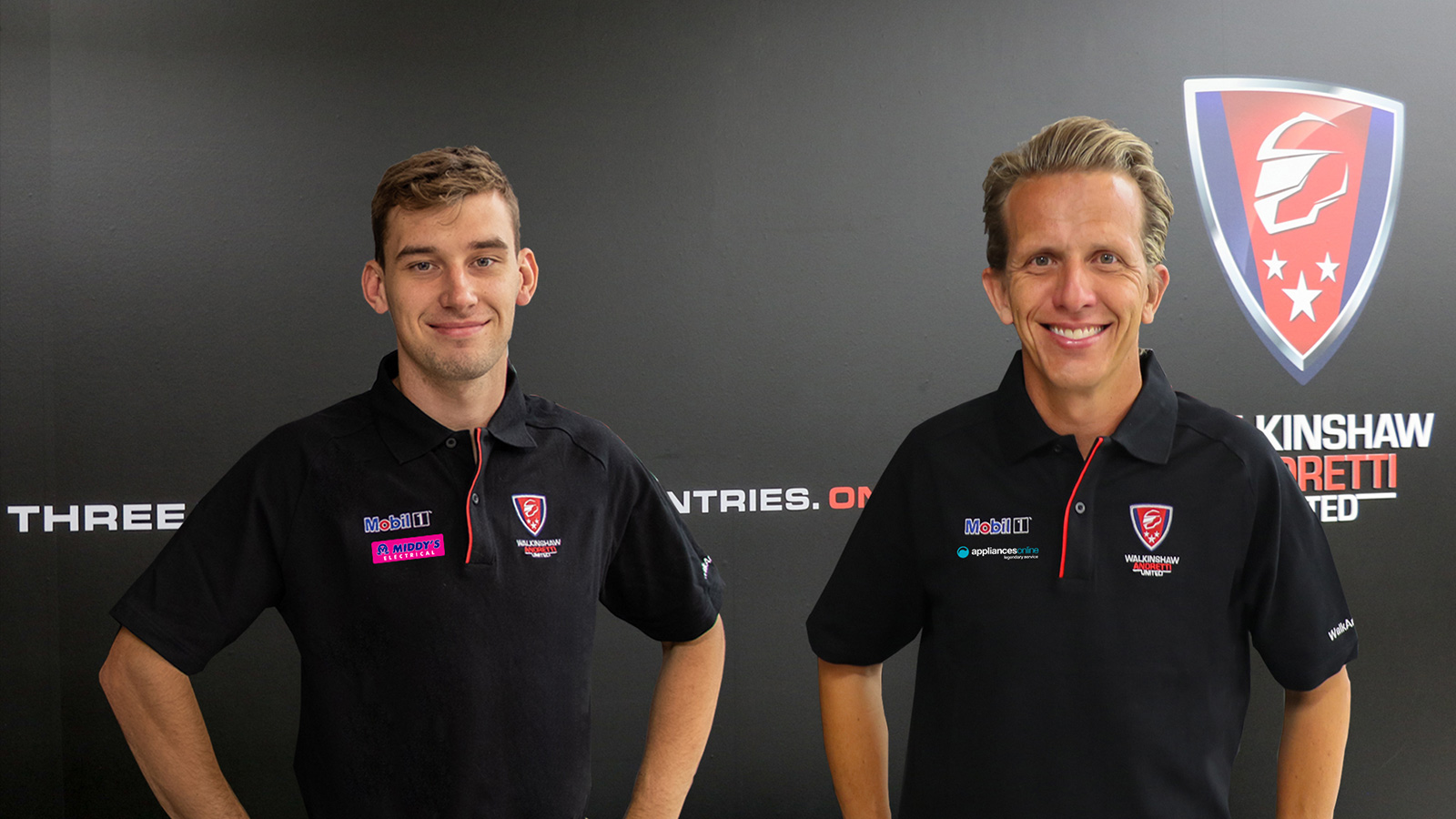 Luff and Kostecki to Co-Drive in 2020