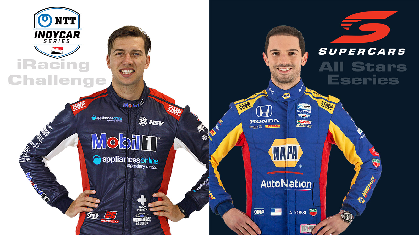 Mostert to INDYCAR, Rossi to Supercars