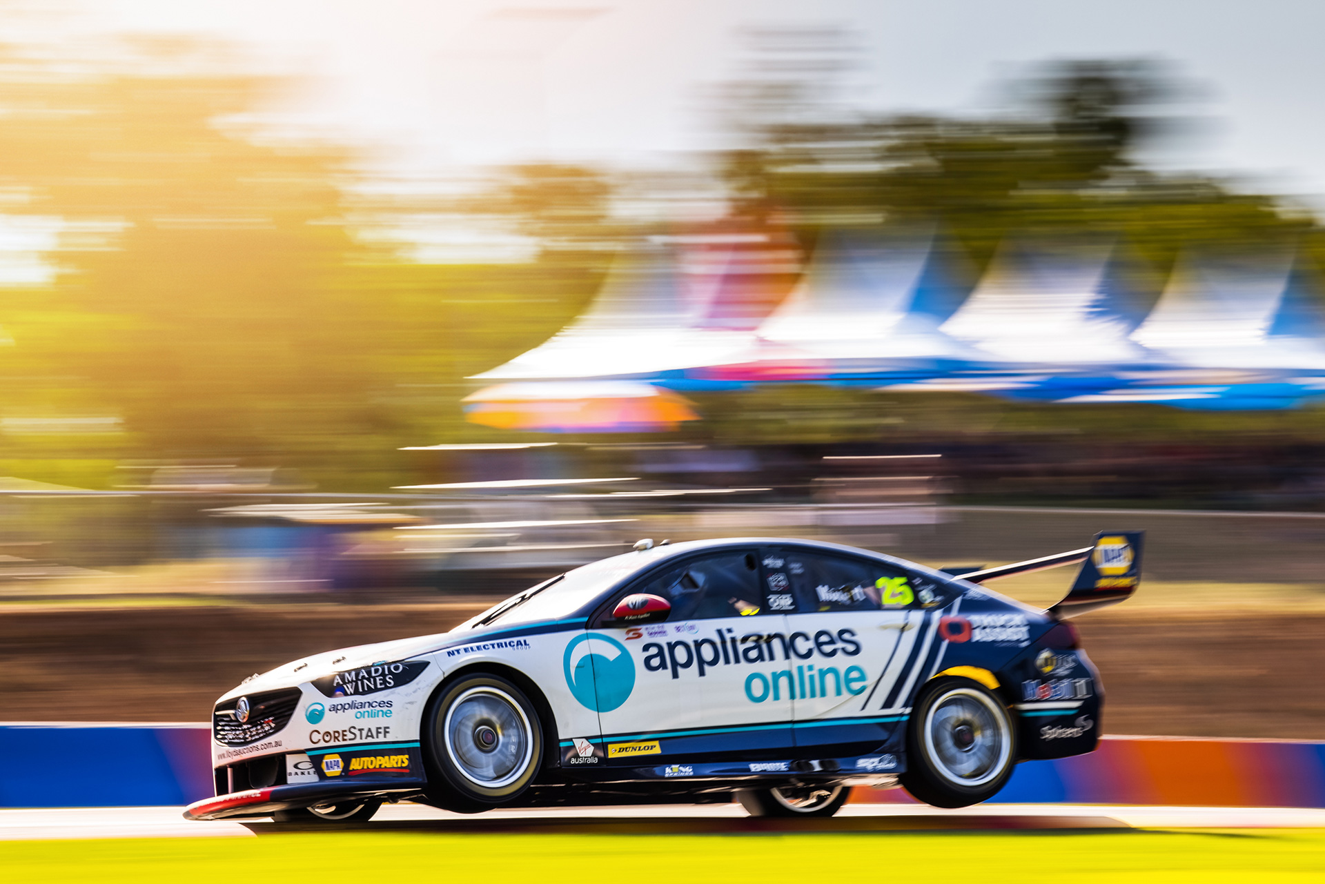 You can own Chaz Mostert's current Supercar.