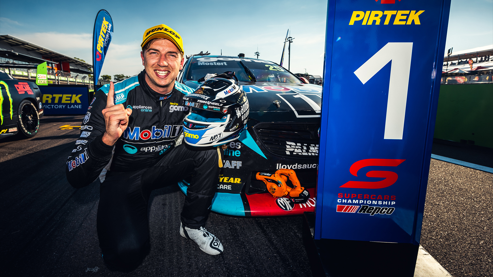 Mostert claimed his second win of 2021.