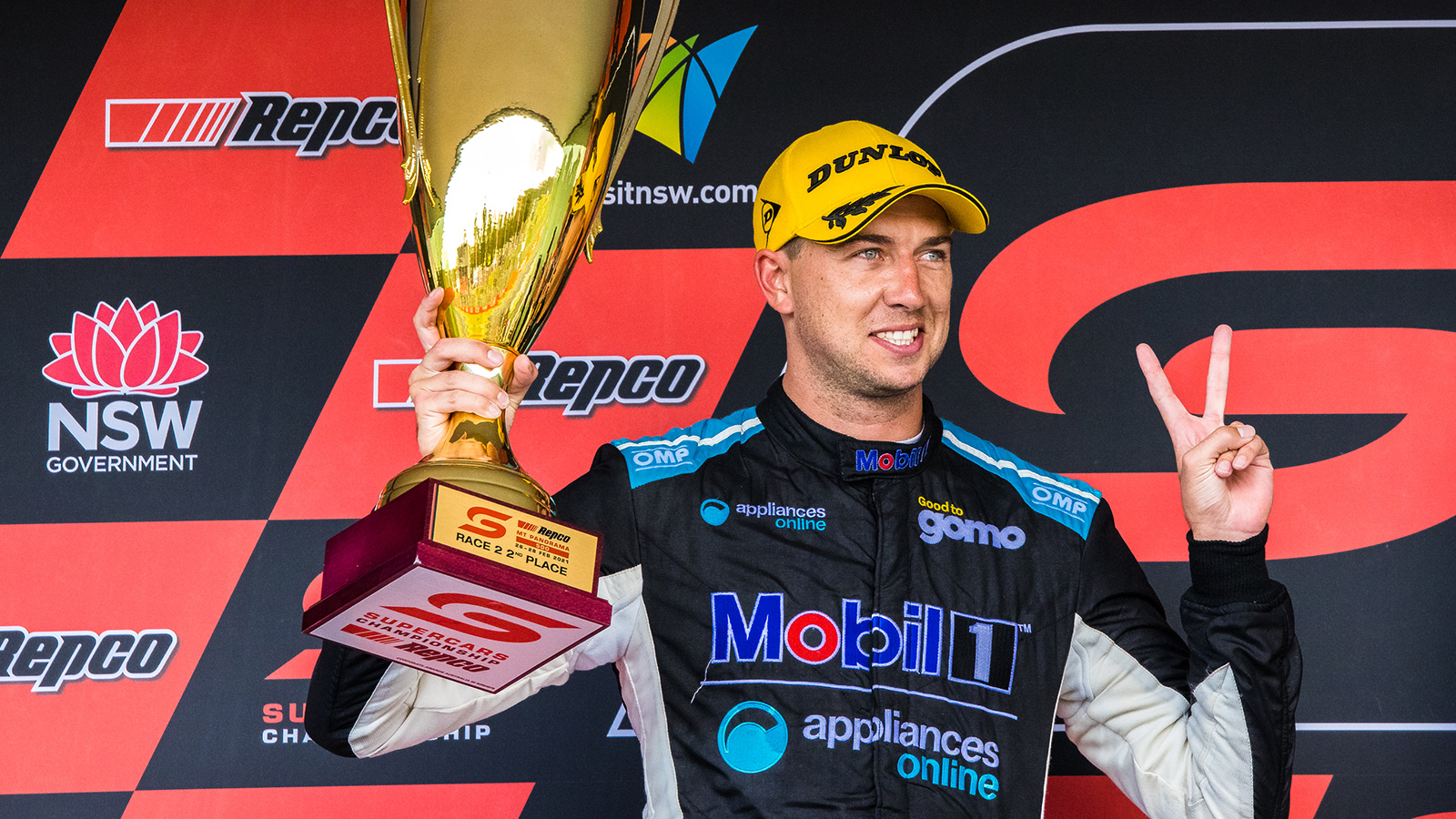 Podium to Start the Year for Mostert