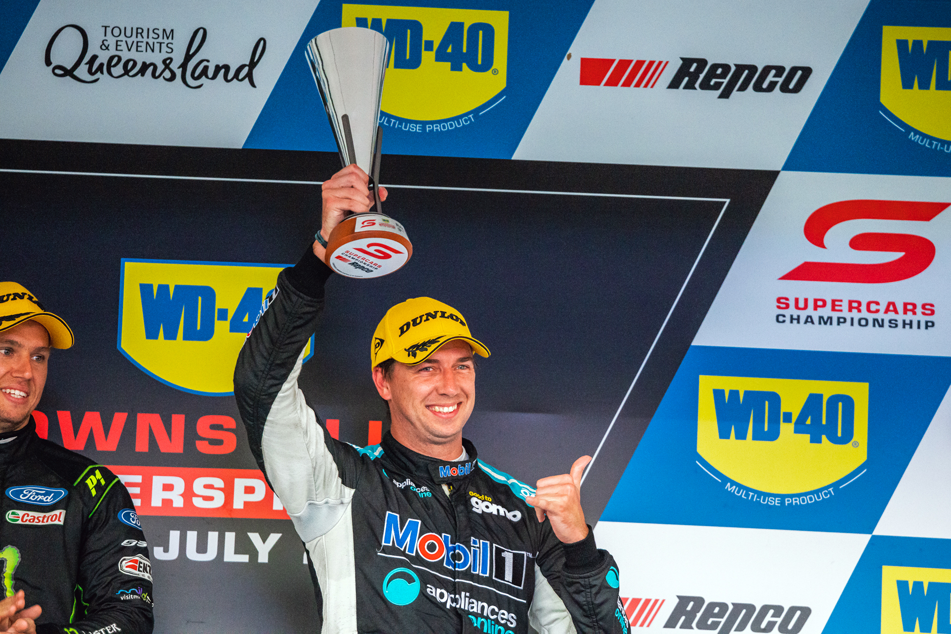 Mostert claimed his 6th podium of 2021.