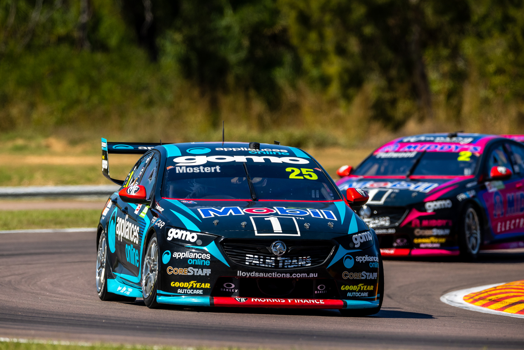 Chaz Mostert was the highest points getter for the round.
