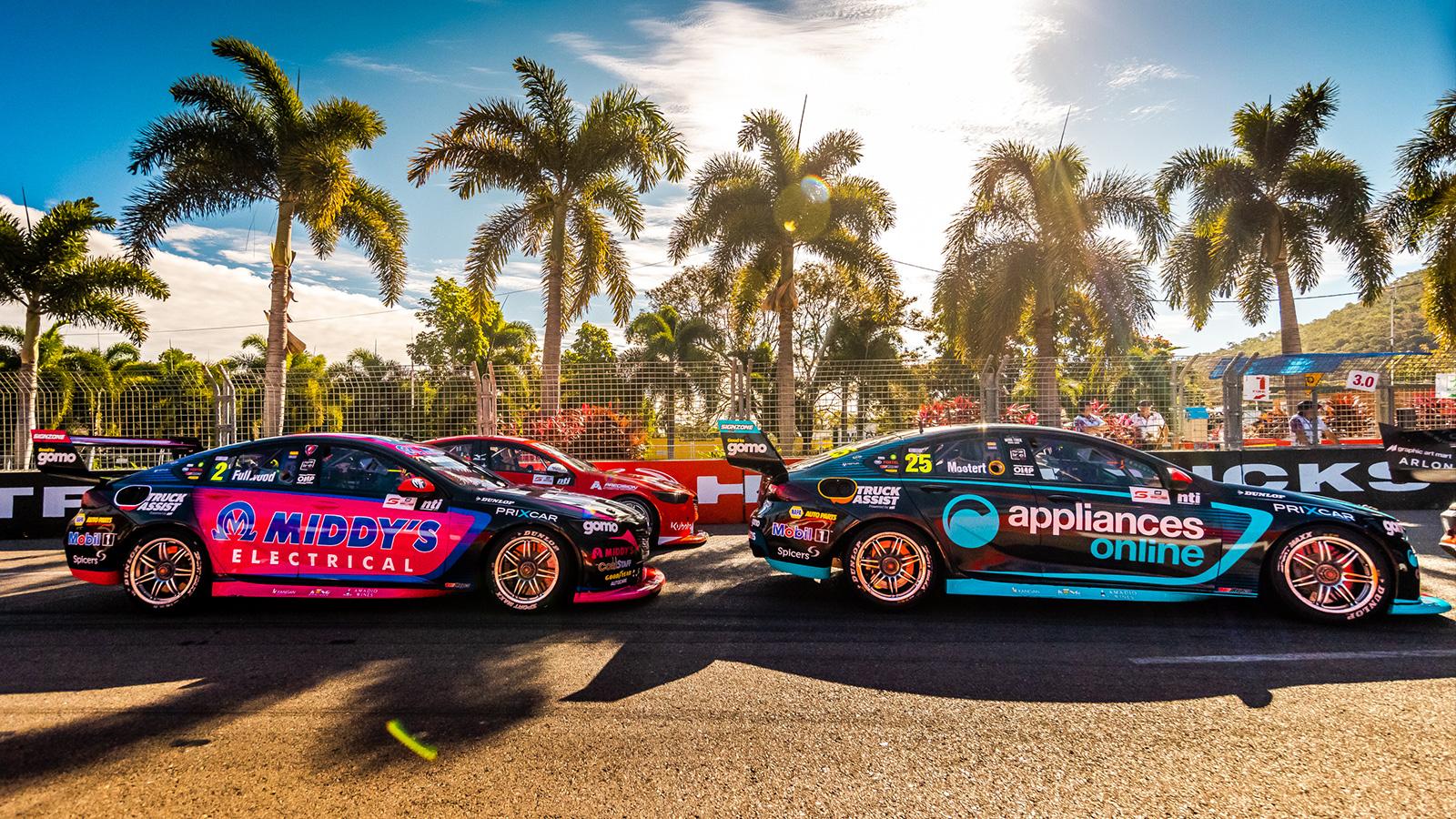 Sunday Debrief: NTI Townsville 500