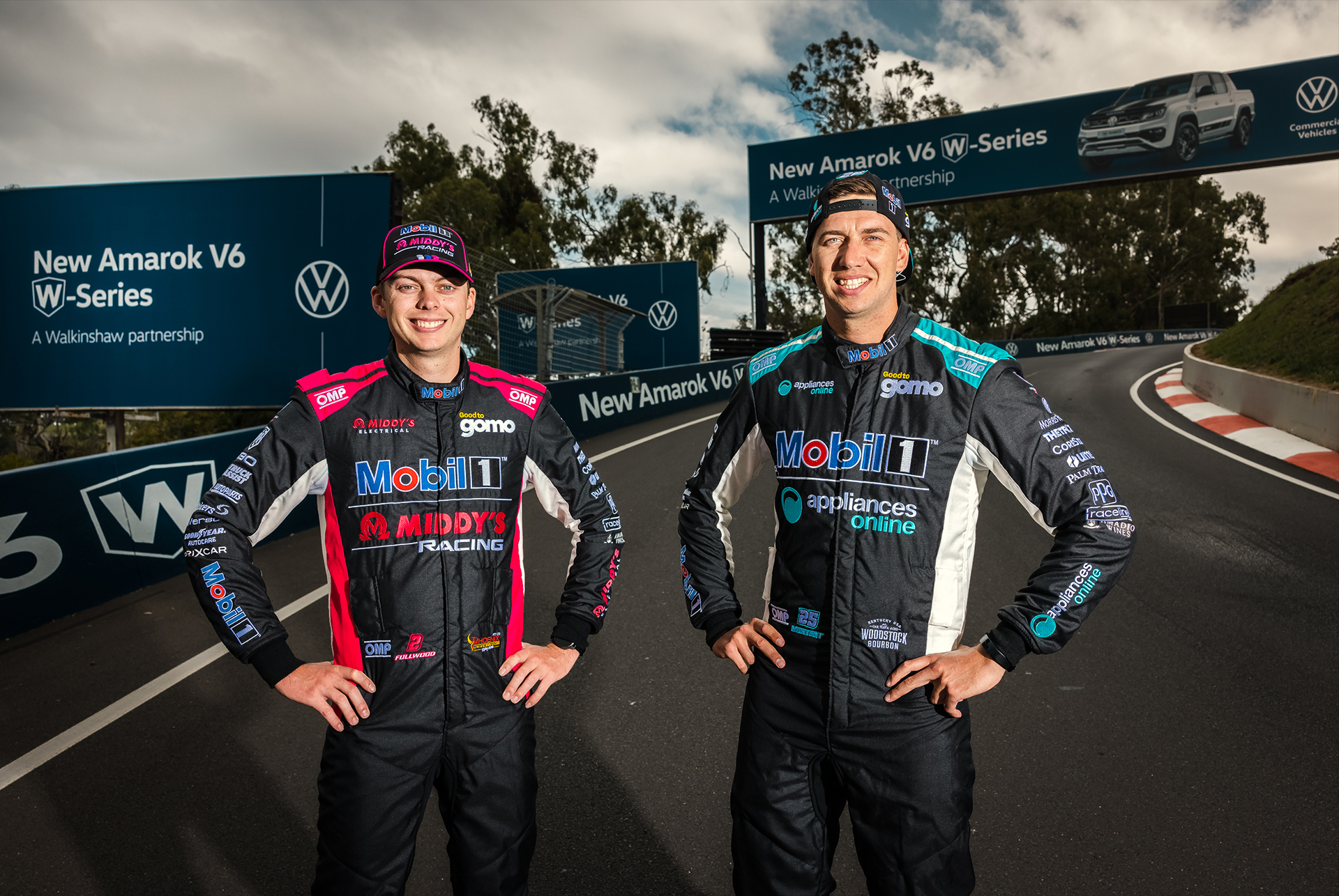 Bryce and Chaz are ready to start the season at Bathurst.
