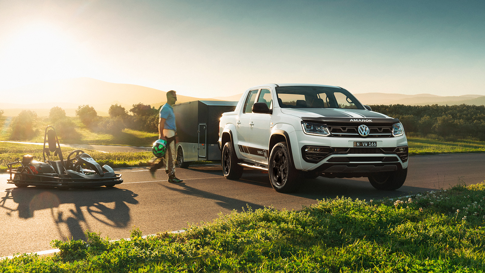 The W580 is the culmination of some 12 months of closely guarded collaboration between Volkswagen Australia and Walkinshaw.