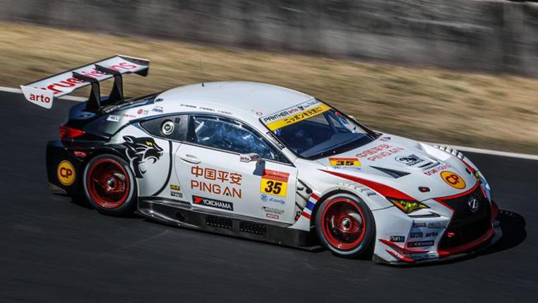2019 Autobacs Super GT Series calendar